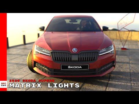 Skoda Superb Combi Универсал класса D - рекламное видео 3