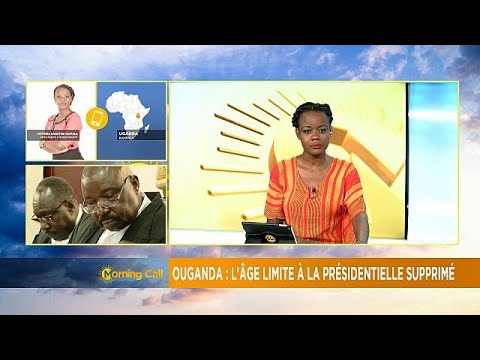 Uganda: Presidential age limit removed [The Morning Call]