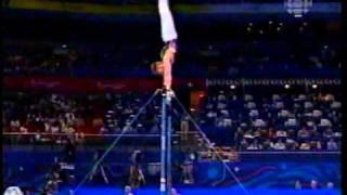 Alexei Nemov - 2000 Olympics Team Final - High Bar