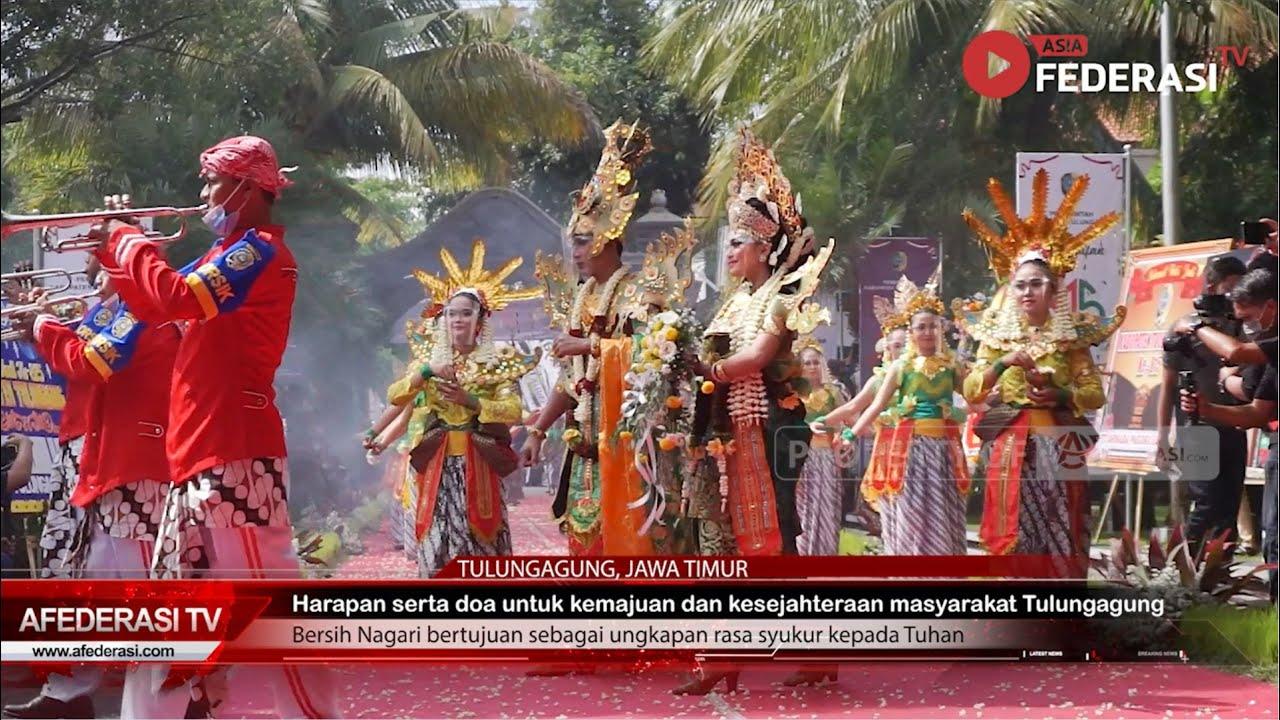 Puncak Hari Jadi ke-815 Kabupaten Tulungagung