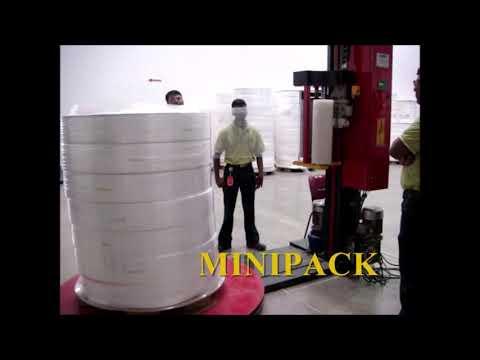 Automatic Pallet Stretch Wrap Machines