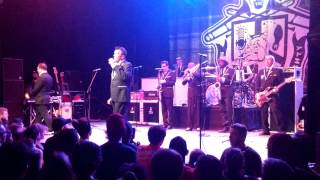 The Mighty Mighty Bosstones - I Wrote It - Union Transfer - 13July2015