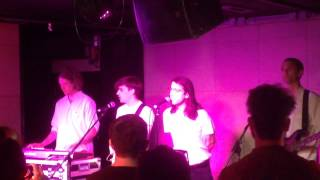 Spector live @ Ace Hotel- All The Sad Young Men