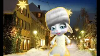"""Зайка ZOOBE """"Музыкальное поздравление с Рождеством Христовым!"""""""