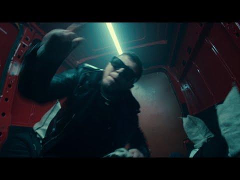 "Clip HAMZA feat DAMSO: ""God bless""."