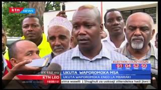 Watu sita wapoteza maisha Mombasa baada ya ukuta walimokuwa wanaishi kuporomoka