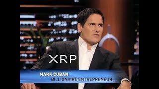 Ripple XRP Holders Will Have A Mark Cuban Moment