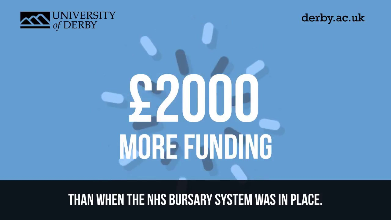This short video gives you the facts behind the NHS bursary reform, showing you just how affordable a degree in an allied health professional programme can be