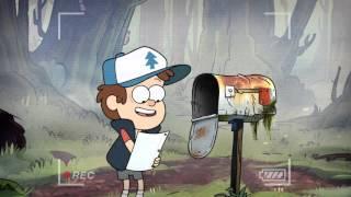 Гравити Фолз - мини-эпизоды - Почтовый ящик