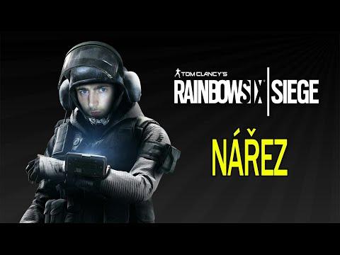 Rainbow six siege - IQ nářez