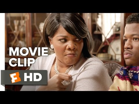 Almost Christmas Movie CLIP - Eric Tries to Make a Move on Aunt May (2016) - Mo'Nique Movie