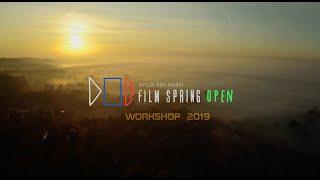 Plenery Film Spring Open 2019 / Film Spring Open Workshop 2019 – making of