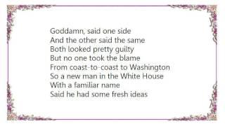 John Mellencamp - To Washington Lyrics