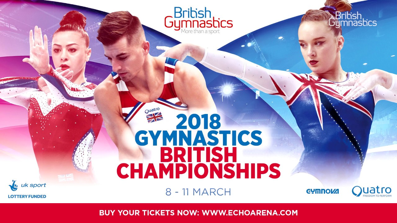 2018 British Championships tickets on sale