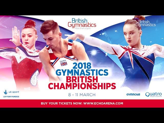 2018 British Championships tickets on sale