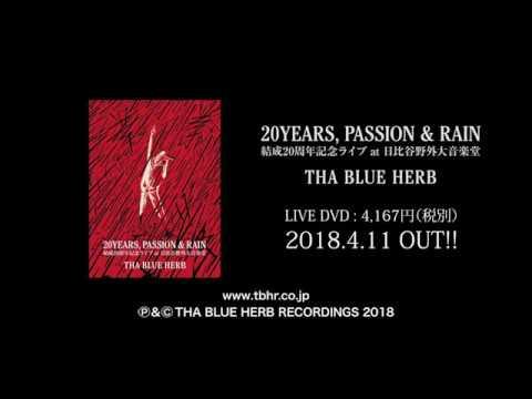 20YEARS, PASSION & RAIN / THA BLUE HERB 7-17 - FarEastSkateNetwork
