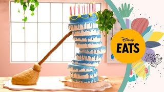 Sleeping Beauty Birthday Cake | Disney Eats