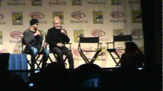 Прометей, WonderCon Prometheus Panel 1 of 3
