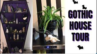 GOTHIC HOUSE TOUR Ft. NewAir Fridge