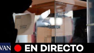 [EN DIRECTO] ELECCIONES GENERALES: Los Españoles Votan En Los Colegios Electorales