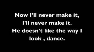 'I Hope I Get it' with lyrics