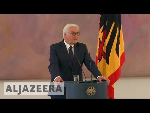 Uncertainty in Germany as coalition talks fail