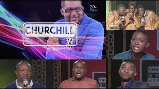 Churchill Show S4 E49: Kericho Edition