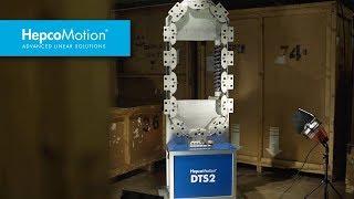HepcoMotion dynamisches angetriebenes Ovalsystem