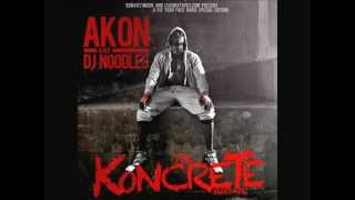 Akon - Searching For Love ( The Koncrete Mixtape )