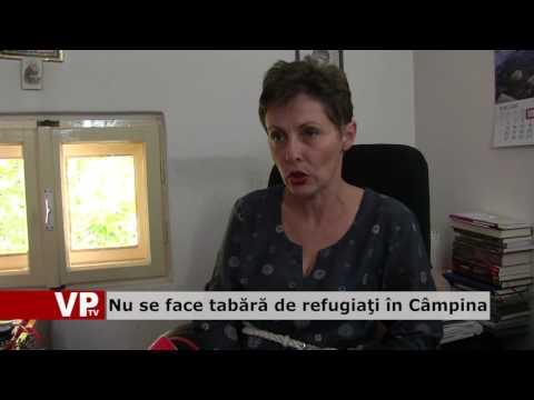 Nu se face tabără de refugiaţi în Câmpina