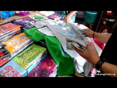 Video Kondisi Pasar Malioboro Yogyakarta - Aneka Oleh Oleh Khas Yogyakarta