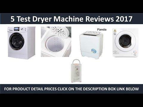 5 best Dryer Machines Review 2017 | Dryer Machine Reviews