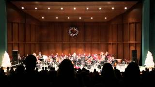 NW Florida Symphony Youth Orchestra - Star Spangled Banner - 12-8-13