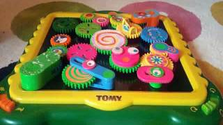 gearation by tomy with 17 gears