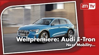 Audi e-Tron TV Beitrag