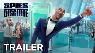 Spies in Disguise (2019) Video