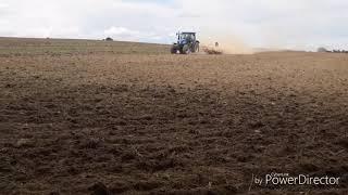 Seti řepky 2018 zemědělská a.s.Spalov