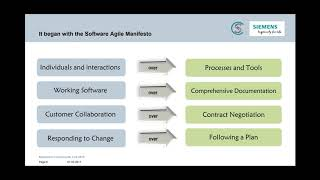 Getting started with Agile and SAFe