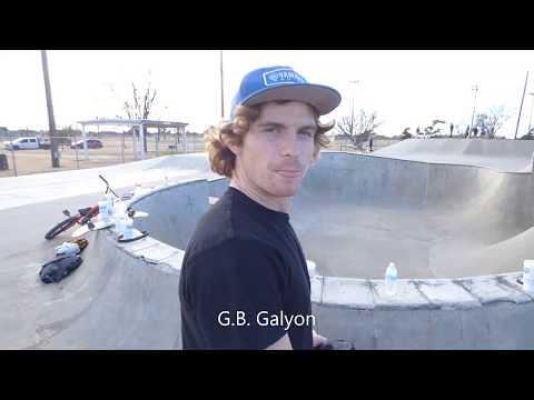 Amarillo Skatepark Seshsion
