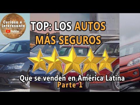🚗 Top 10 Autos mas SEGUROS y
