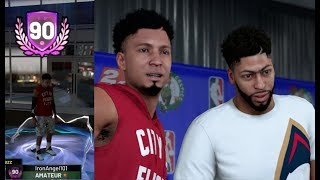 90 OVERALL!! 2 PF CAPTAINS FOR THE ALL-STAR GAME! NBA 2K19 - MyCareer