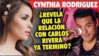 Cynthia Rodriguez y Carlos Rivera han ¿TERMINADO?