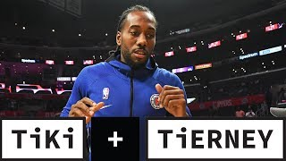 Kawhi Leonard's Load Management Is An Issue | Tiki + Tierney