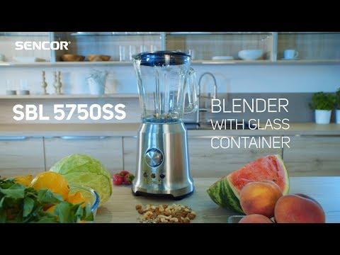 Коктейльный блендер Sencor SBL 5750SS Nutriline