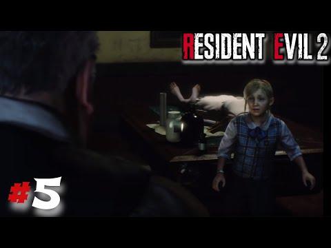 Resident Evil 2 Remake Walkthrough Episode 2 Leon Zombies