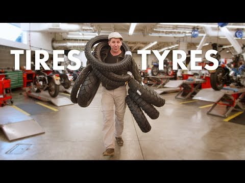 Adventure Motorcycle Tires / ADV Tyres