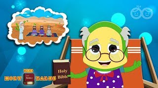 Angels Visit Abraham I Old Testament I Animated Bible Story For Children   Holy Tales