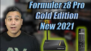 Everything You NEED To know about the Formuler z8 Pro 4K UHD GOLD EDITION