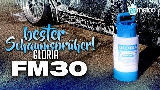 GLORIA FM30 Schaumsprüher TEST und GEWINNSPIEL   100k Special No2   83metoo