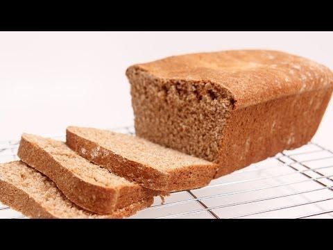 Homemade Whole Wheat Sandwich Bread Recipe – Laura Vitale – Laura in the Kitchen Episode 672